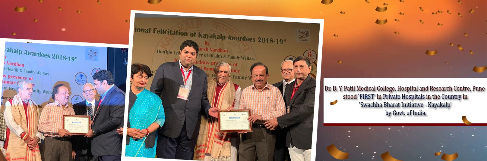 """""""Swaccha Bharat Initiative - Kayakalp"""" among  Private Hospitals in the Country"""