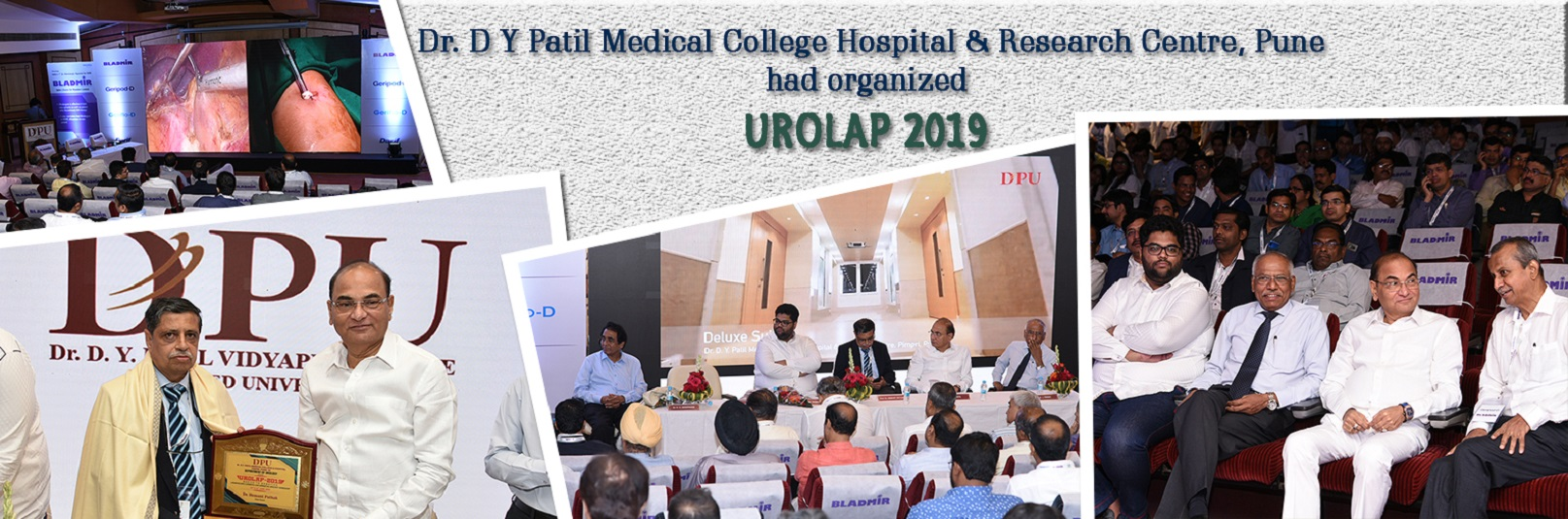 UROLAP-2019, Dr. D. Y. Patil Hospital & Research Centre