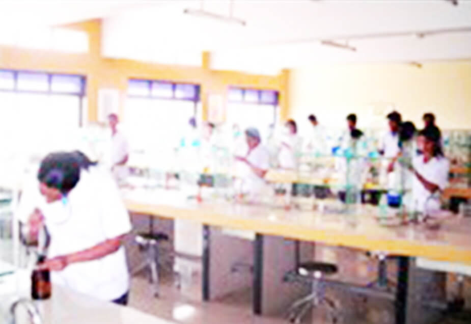 UG laboratory for I M.B.B.S