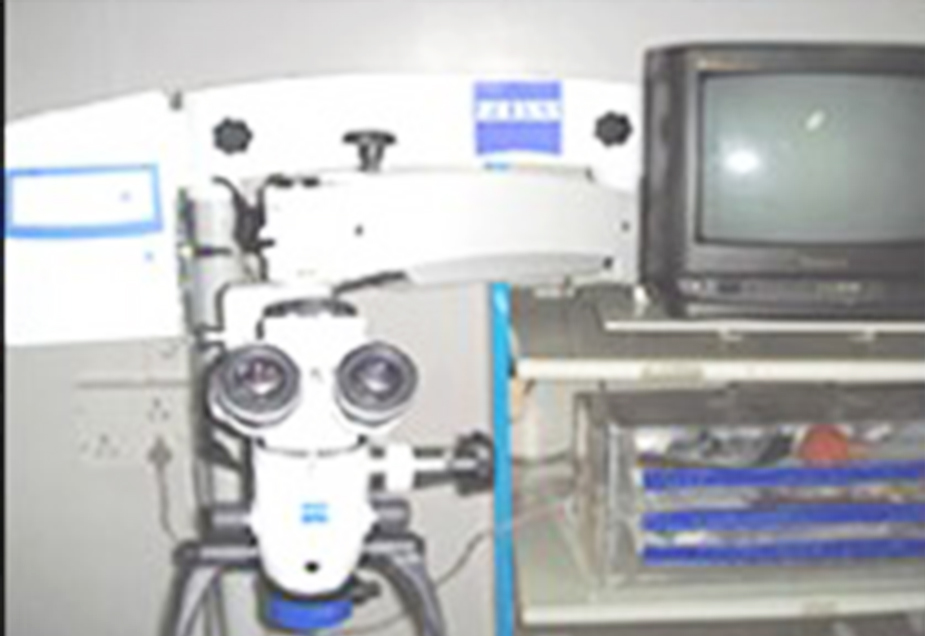 Zeiss Operating Microscope