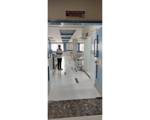 Plastic Surgery Ward (Female)